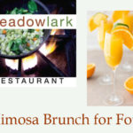 Mimosa Brunch for Four