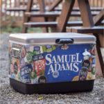Sam Adams Coleman Cooler Package