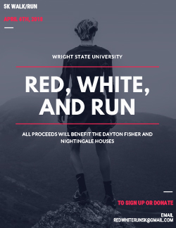 WSU Red, White & Run 5K